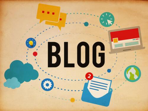 Blog (privé)